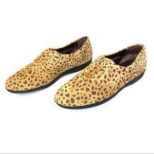 Easy Spirit Motion Anti Gravity Cheetah Print Shoe